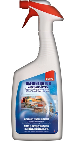 SANO REFRIGERATOR CLEANER 750ML